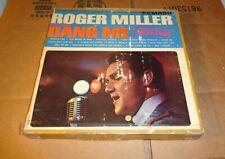 ROGER MILLER ~ DANG ME ~ REEL TO REEL TAPE ~ 4 TRACK / 7 1/2 IPS