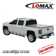 Access LoMax Hard Fold Up Bed Cover For 2014-2018 GMC Sierra 1500 5.8' Bed