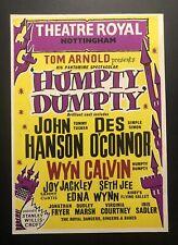More details for john hanson, des o'connor, theatre royal, nottingham, pantomime 1950s