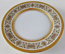 Raynaud Limoges Porcelain Cyrus Pattern Dinner Plate $1,615.00