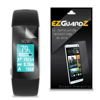 4X EZguardz Screen Protector Shield 4X For Polar Activity Tracker A360 (Clear)