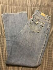 Womens Levis 512 Perfectly Slimming Boot Cut Jeans Size 6 Short (28x29)