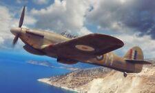 FLY 72043, Hawker Hurricane Mk.IIa, (Hasegawa sprues) , SCALE 1/72