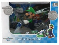 Mario Kart Wii Radio Control Luigi Kart Large Size remote included *BRAND NEW!*