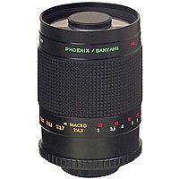 Samyang 500mm f/8 MC Mirror w/ T-mount Adapter Canon  NEW