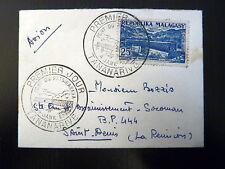 MADAGASCAR  361  PREMIER JOUR FDC     PONT TSIRANANA       25F     1962