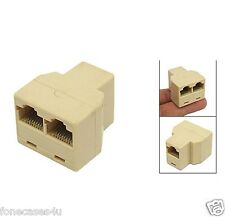 Divisor de red Ethernet Internet RJ45 Para Starview 6 Caja de internet