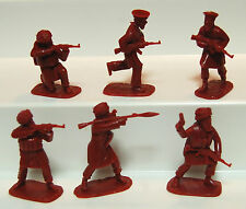 18 Afghan Taliban Modern Armies In Plastic soldiers army men # 5621 1/32 scale