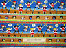Timeless Treasures Pirate Kids Jolly Roger Parrot Stripe 1351 Cotton Fabric YARD
