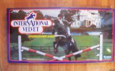 1978 International Velvet Steeplechase Horse Racing Board Game Kenner NOS Ages 7