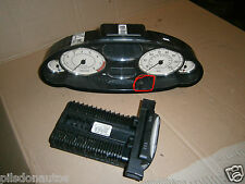 ROVER 75 2000 PETROL MANUAL SPEEDO CLUSTER NO TRIP COMPUTER TYPE YAC110407