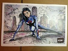 "GI Joe Convention Exclusive 2014 Baroness ""Morgan Lofting"" Signature Series"