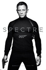 JAMES BOND SPECTRE 007 ENGLAND 24x36 poster SECRET AGENT MGM DANIEL CRAIG MOVIE!