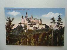 Cartolina Castello ungarico del 1910?