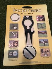 Pocket Pard 9 Function Divot pivot tool