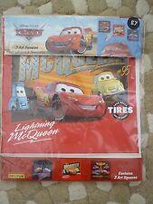 Disney Pixar Cars - 3 plazas Autoadhesivo de arte y extraíble por Decofun Nuevo