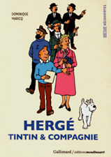 Hergé=TINTIN & COMPAGNIE**D. MARICQ**Hors-série**GALLIMARD//MOULINSART**NEUF