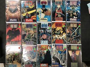 Batman Legends Of The Dark Knight Lot of 53 Issues DC Comics