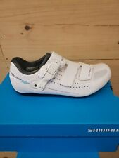 NEW IN BOX. Shimano RP5 Women's Road Cycling Shoes White - 37