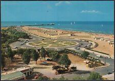 AA7776 Rimini - Lungomare e Spiaggia - Cartolina postale - Postcard