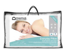 Downia EVERYDAY COLLECTION duck feather and down Standard Medium pillow
