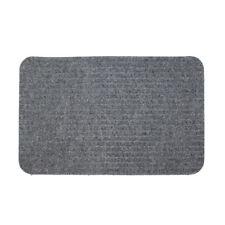 Paillassons, tapis de sol gris en caoutchouc pour la maison