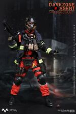 Vts Toys Vm-018 1/6 Scale The Darkzone Agent: Renegade Male Figure Model Toy
