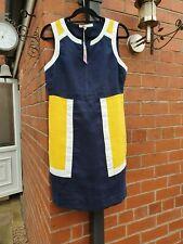 Boden Size 10 R  Anita Linen Dress  W0359