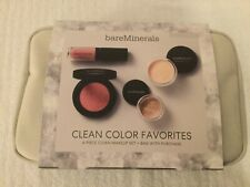Bareminerals 4 Pc Mini Set With Cosmetic Bag