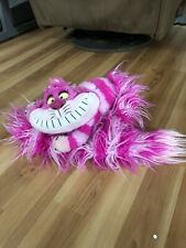 New ListingDisney Parks Cheshire Cat Plush with long tail Alice in Wonderland
