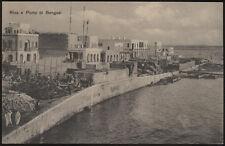 cartolina militare RIVA E PORTO DI BENGASI