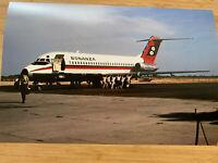 AIRLINE - BONANZA  DC-9  8x12 Photo #