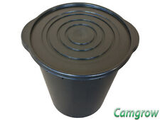 More details for plant!t 20l bucket & plant!t bucket lid for deep water culture hydroponics