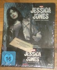 Jessica Jones Steelbook Die Komplette erste Staffel  4x Blu Ray