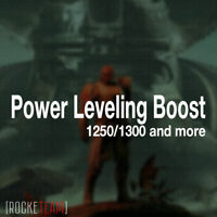 Power Leveling Boost // The Chosen PC PS4 XBOX