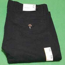 Slim Hennepin Chino Pants Size 31x34 Mens Black Goodfellow Free Shipping