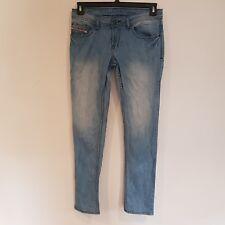 Mens Diesel Industry Roody 00888 Jeans Size 30 Light Blue - DE-04