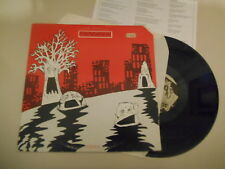 LP PUNK Foundation-Voyage (8 chanson) fartblossom Enterprises/insert Cut Out