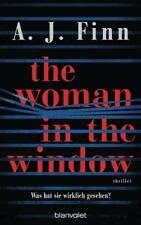 The Woman in the Window - Was hat sie wirklich gesehen? von A. J. Finn (2018, Taschenbuch)