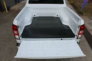 Mazda BT50 TF Dual Cab Ute Mat Cargo Mat 5mm thick 2020 to current model