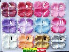 Rose Flower Petals for Wedding Bridal Artificial Fake Silk Home Decoration AU
