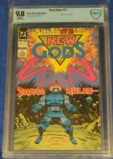 NEW GODS #17 CBCS 9.8 white pages Darkseid cover not cgc