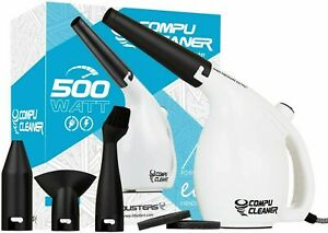 IT Dusters CompuCleaner Electric Air Duster Blower for PC, Laptop, Console NEW