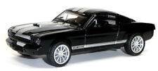 1965 Ford Shelby Mustang GT350 Sammlermodell 1:43 schwarz OVP ShelbyCollectibles