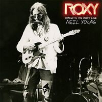 Neil Young - ROXY: Tonight's the Night Live [CD]