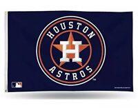 Houston Astros 3x5 Ft Flag Baseball New In Packaging Blue