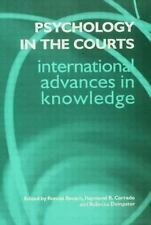 Psychology in the Courts-ExLibrary