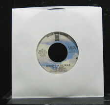 "Booker T. & The M.G.'s - Sticky Stuff / Tie Stick M- 7"" Vinyl 45 Asylum E-45392"