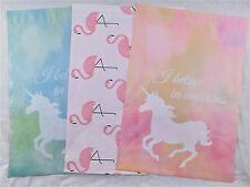 150 Set Designer Flamingo and Unicorn Mailers Poly Shipping Envelopes Bags