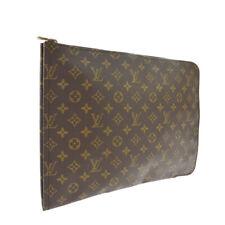 LOUIS VUITTON POCHE DOCUMENTS 38 BUSINESS BAG MONOGRAM M53456 863TH AK31540f